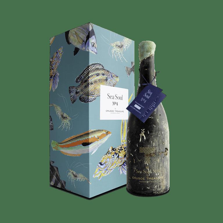 Sea Souln nº 4 Packaging