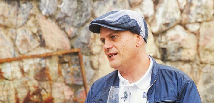 Entrevista Antonio Palacios Bodega Crusoe Treasure